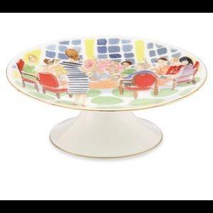 Kate Spade Cake Plate